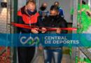 Colonias y Cerros inauguró una cancha de sintético