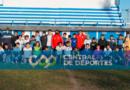River llegó a Olavarría y observó a más de 200 futbolistas