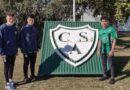 Futbolistas locales se sometieron a diversas pruebas en Junín y La Plata