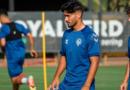 Facundo García ya entrenó con Sabadell