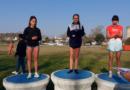 Atletas fortineros se presentaron en el Torneo de Pista y Campo de Azul