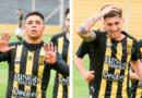 Dos goles de Braian Guille y otro de Nadir Hadad en la goleada de Olimpo