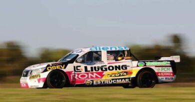 Nicolás Pezzucchi llegó quinto en las TC Pick Up
